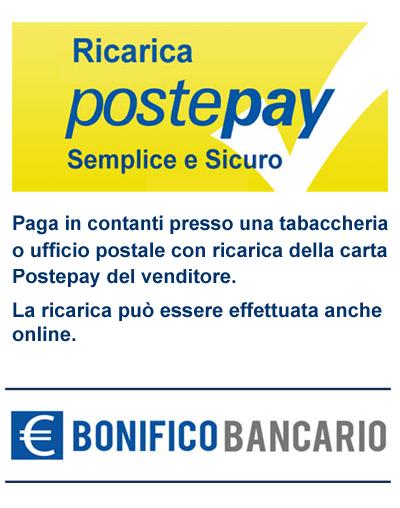 Postepay-Bonifico